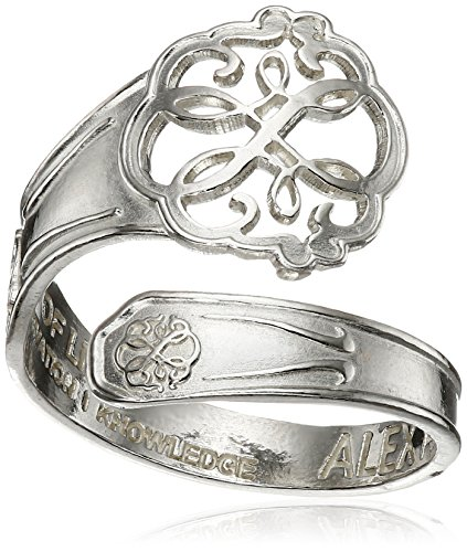 Path Of Life Spoon Ring