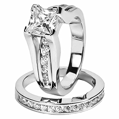 eloi 925 sterling silver rings - Cz Wedding Rings