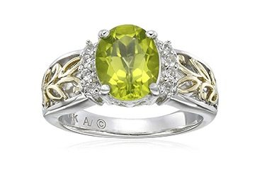 August Birthstone: Brilliant Peridot Gemstone