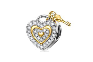 Use Sterling Silver Charms to Add a Personal Touch to a Gift