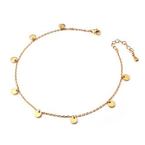 SILVER MOUNTAIN Popular Anklet for Women S925 Sterling Silver Adjustable Foot bracelet